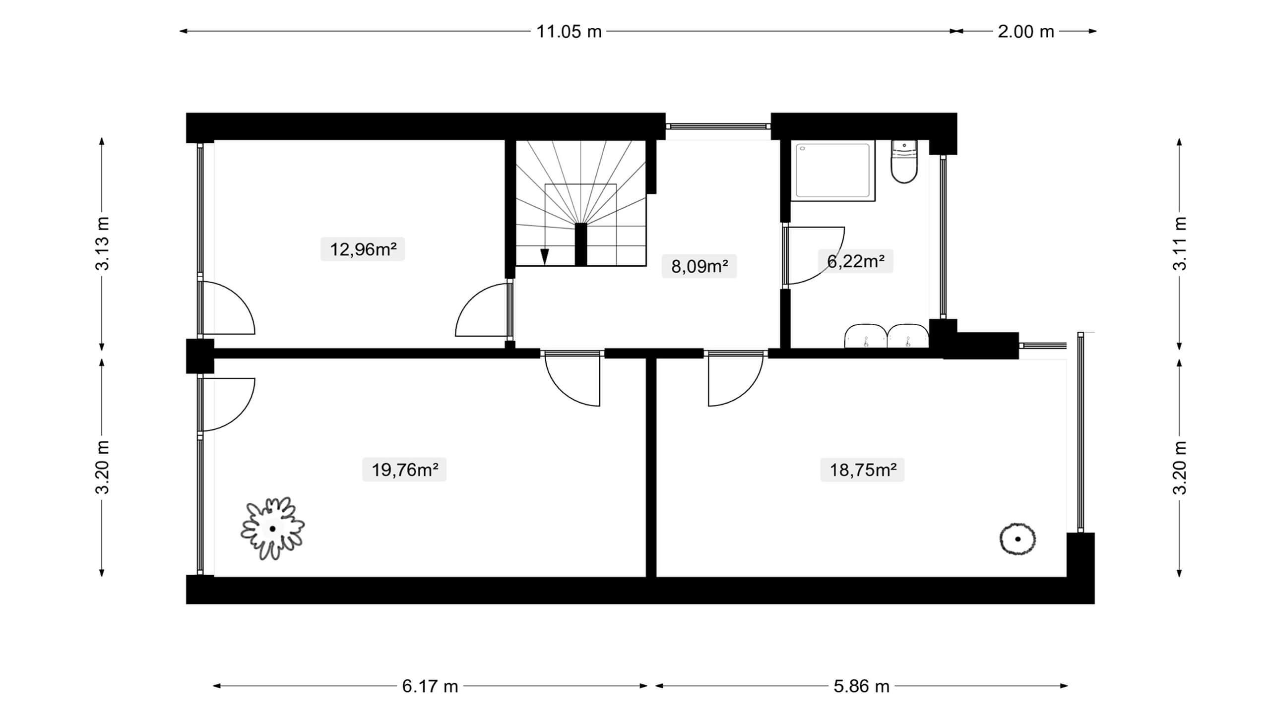 Řadový dům Dům 8