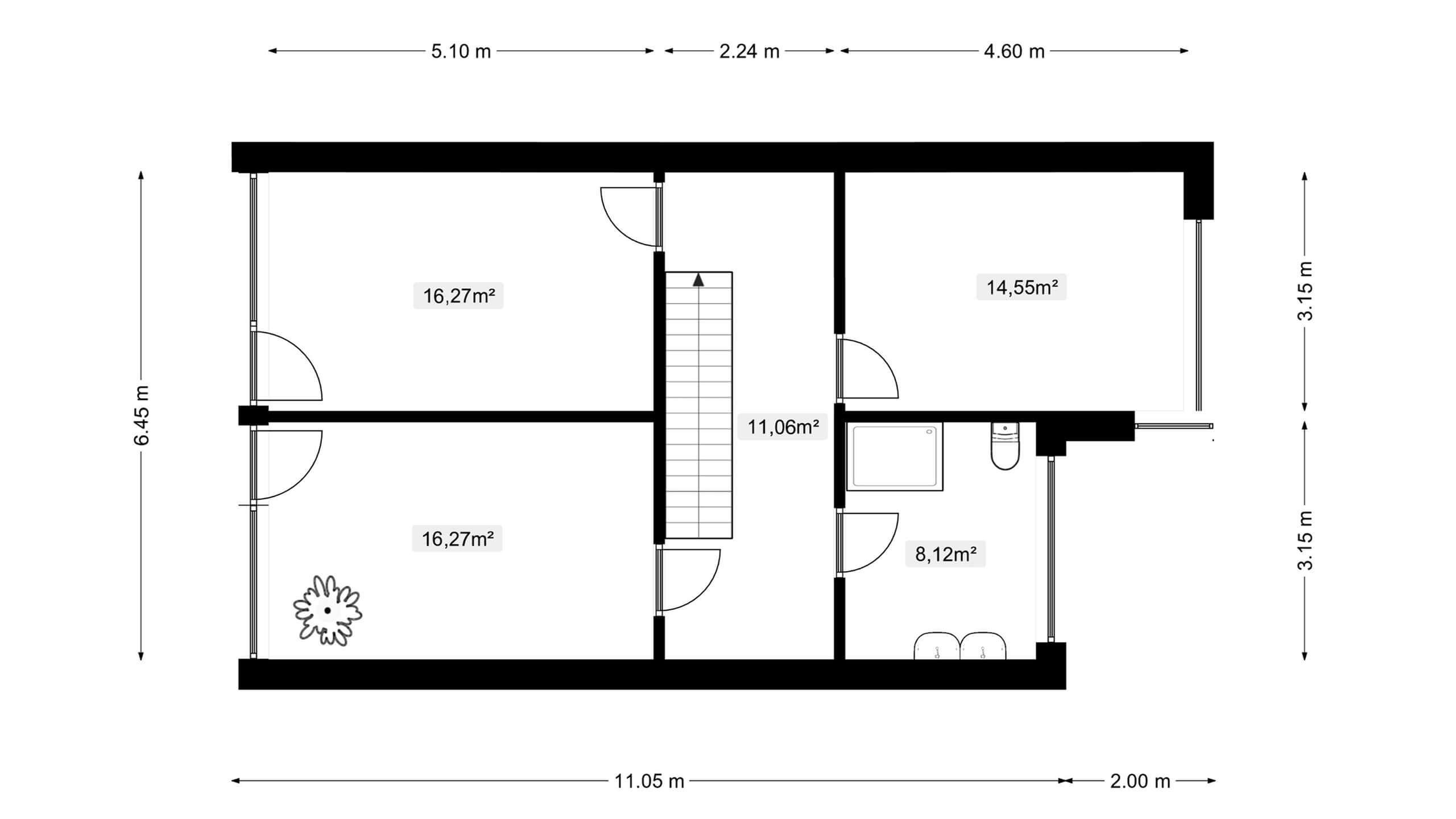 Řadový dům Dům 7